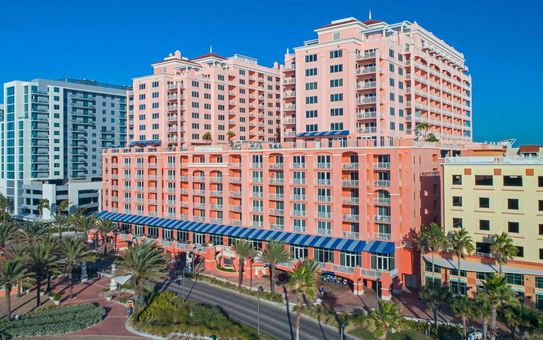 Aqualea Resort and Condos